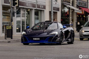 And another one: McLaren MSO HS