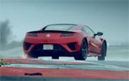Movie: Chris Harris takes on the Honda/Acura NSX