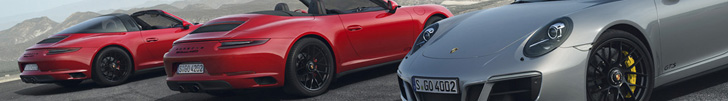 The new Porsche 911 GTS now with Turbo technology