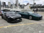 Jaguar XJ220 overshadows the Project 7