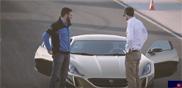 Movie: Rimac Concept_One vs. Bugatti Veyron on a race track