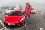 Stunning McLaren combo in the Alps