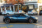 Spot of the Day USA: Pagani Huayra in Greenwich (CT)