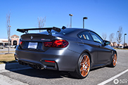 Spot of the Day USA: BMW M4 GTS
