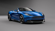 Without a roof over its head: Aston Martin Vanquish S Volante