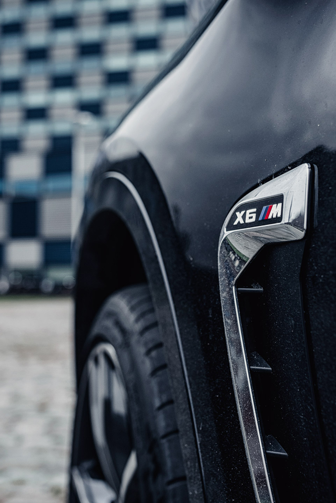 Gereden: BMW X6 M