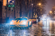 Spotted: Ferrari 458 Speciale in a rainy Paris