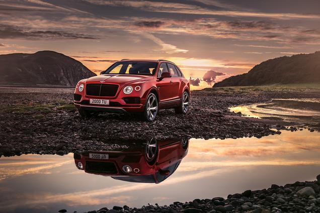 Potentiële verkooptopper: Bentley Bentayga V8