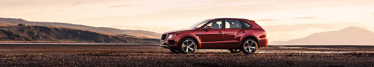 Performance and precision: The new Bentley Bentayga V8