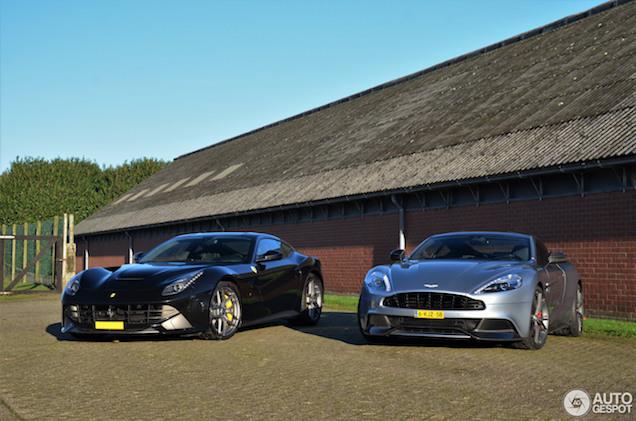 Welke van deze twee V12-beulen zou jij kiezen?