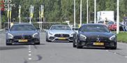 Filmpje: dubbel genieten van de Mercedes-AMG GT R