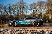 今日最佳照片:马赛地 AMG GT R