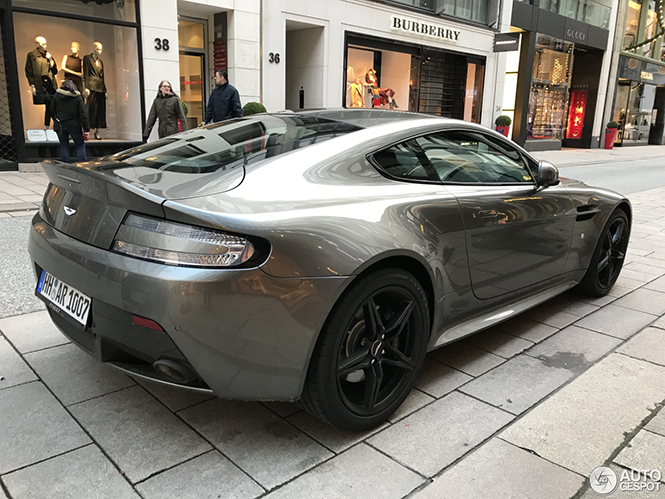 Eerste primeur van 2018: Aston Martin Vantage AMR