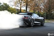 Gaat het wel goed met deze Aston Martin Vanquish?