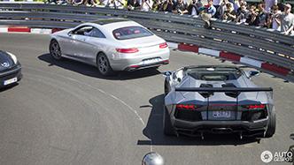 Dit waren de Lamborghini Aventador's van 10 januari