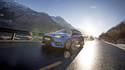 Ford Focus RS is geliefd onder taxi chauffeurs