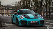 Top Spot: Porsche 991 GT2 RS in Miami...