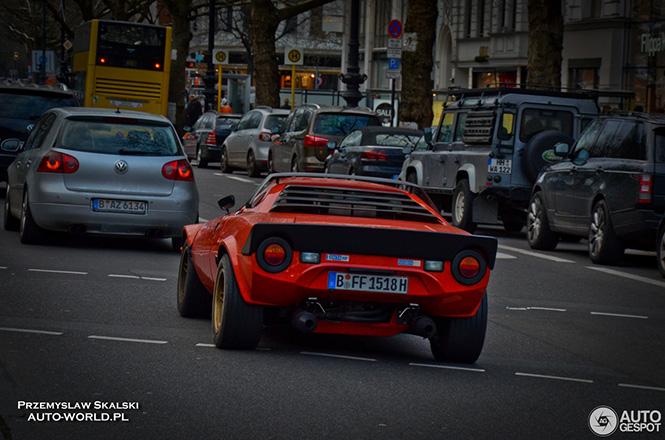 Nostalgie in de straten van Berlijn