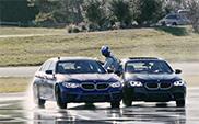 Filmpje: BMW pakt twee wereldrecords door tijdens driften te tanken