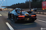 McLaren Senna looks beastly on the road