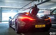 Gespot: de zoveelste McLaren P1 in Londen