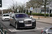 In deze Rolls-Royce kun je tenminste je benen strekken