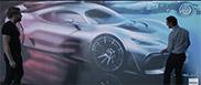 Filmpje: hoe het design van de Mercedes-AMG Project One ontstond