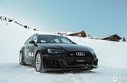 Audi heeft marketing voor nieuwe RS4 wel op orde
