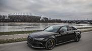 Filmpje: Audi RS6 C7 Sedan Performance