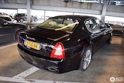 Maserati Quattroporte Sport GTS luidt het weekend in