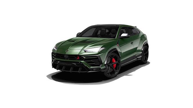 Topcar ziet de Lamborghini Urus wel zitten