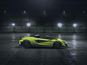 Klaar voor de zon: McLaren 600LT Spider