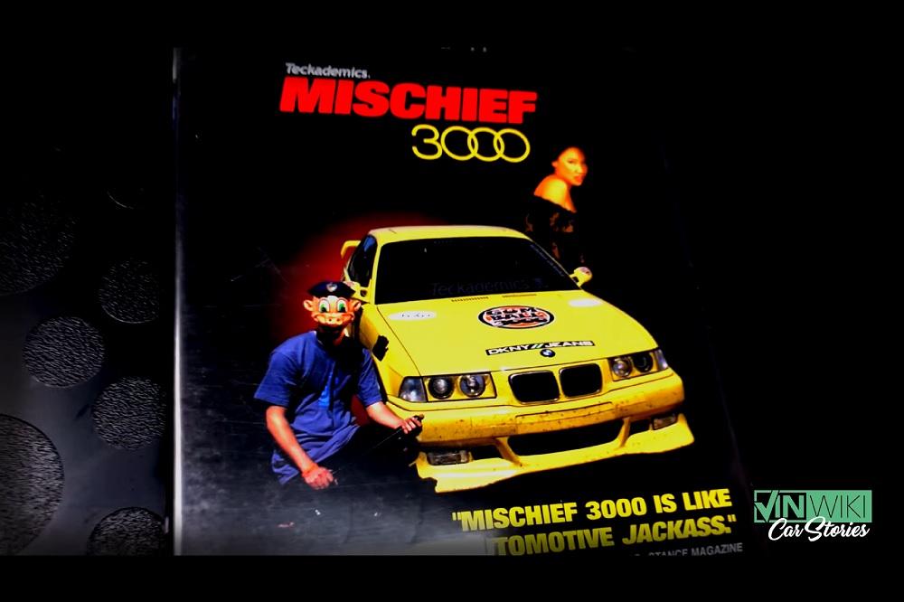 Nostalgie: Mischief 3000 (en het verhaal erachter)