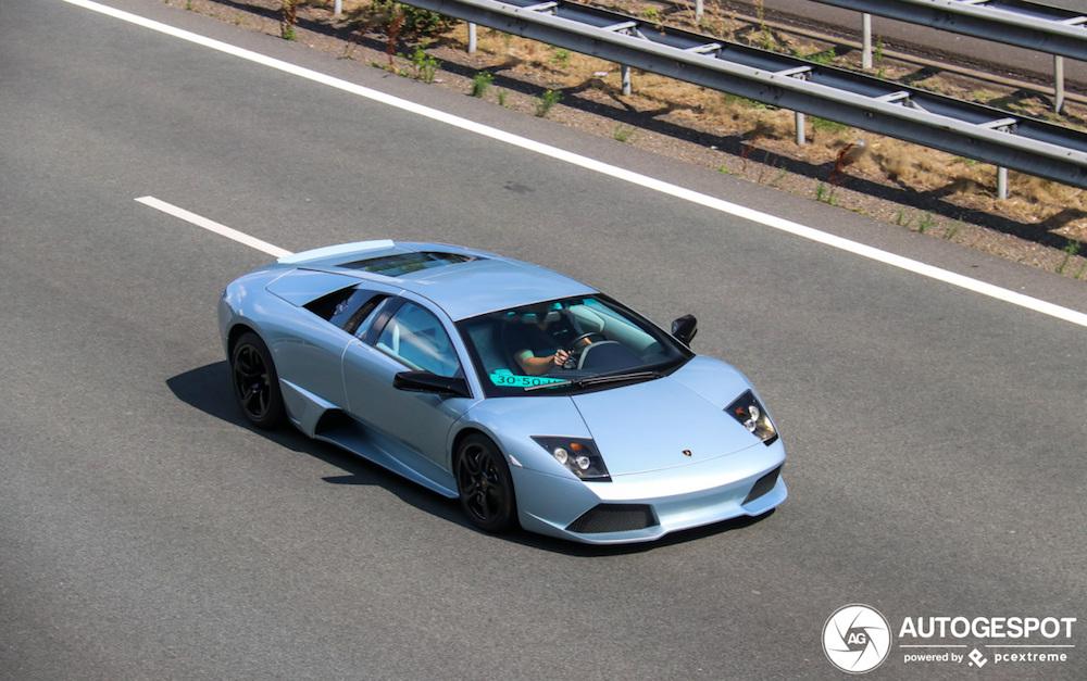 Spot van de dag: Lamborghini Murcielago LP640