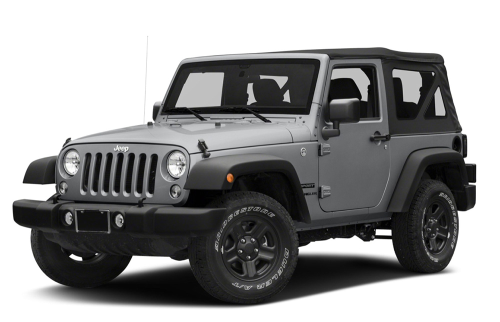 The 5 Things You Need To Offroad with a Wrangler