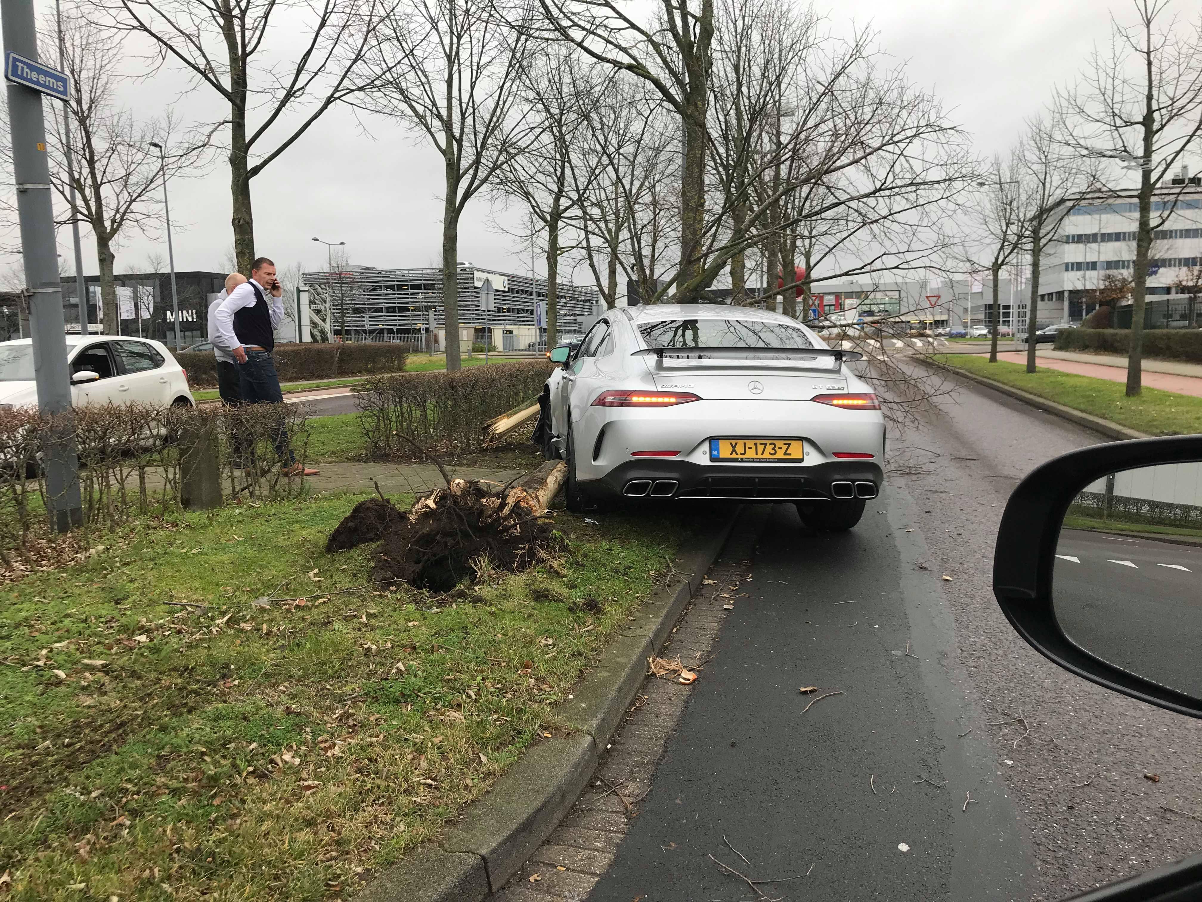 Nederlandse Mercedes-AMG GT 63 gaat voor de primeur