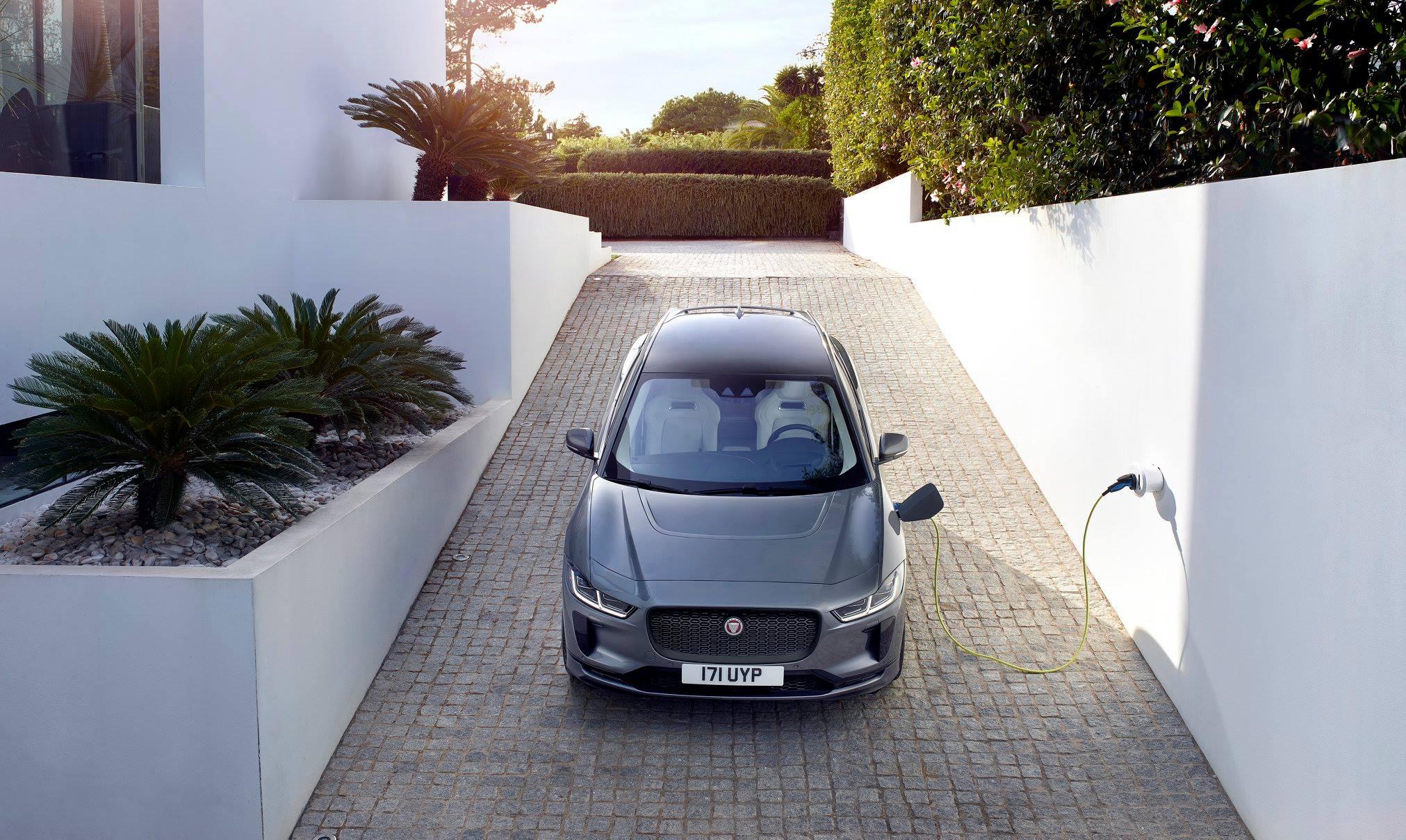 Jaguar geeft uitleg over I-Pace en zijn bereik