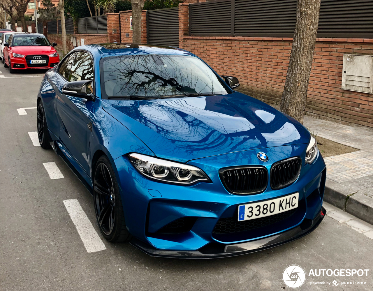 MTC Design maakt patser van de BMW M2