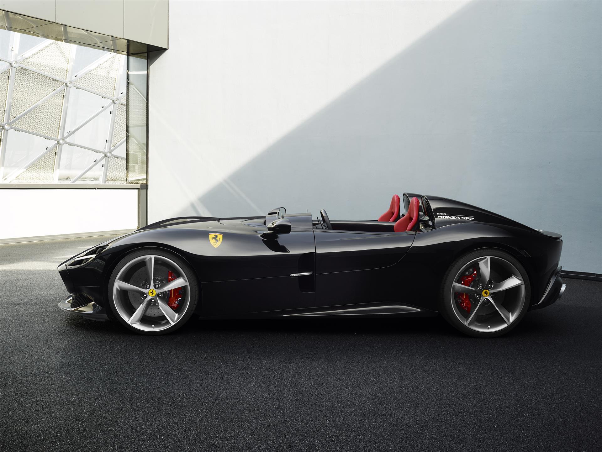 Ferrari Monza SP2 uitgeroepen tot Mooiste Supercar van 2018