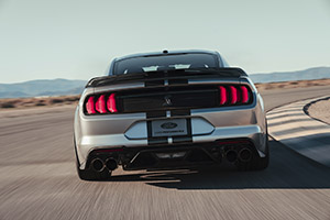 Meest krachtige Ford ooit onthuld: Shelby GT500