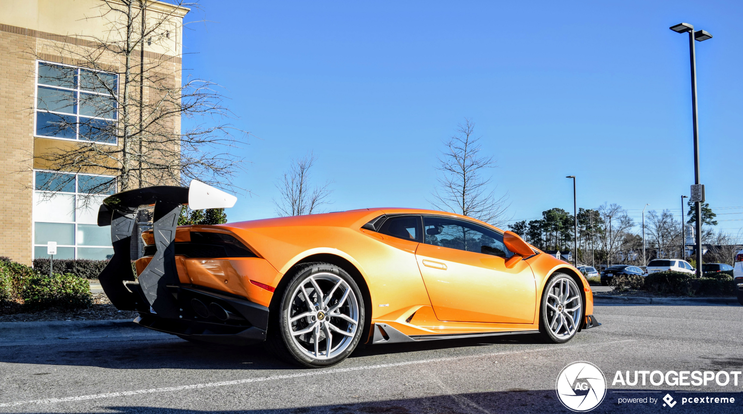 Lamborghini Huracan met identiteitsproblemen