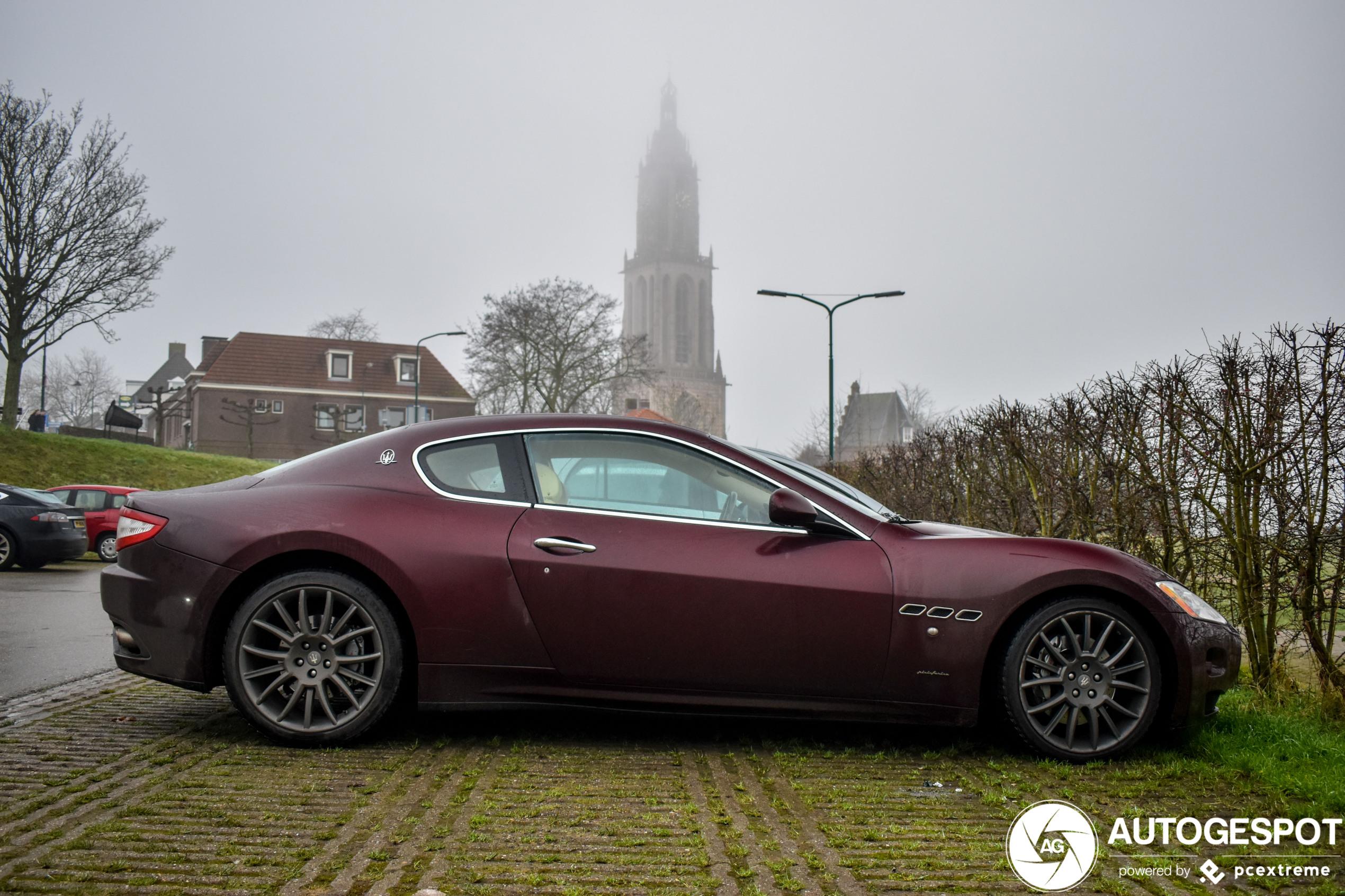 Spot van de dag: Maserati GranTurismo S