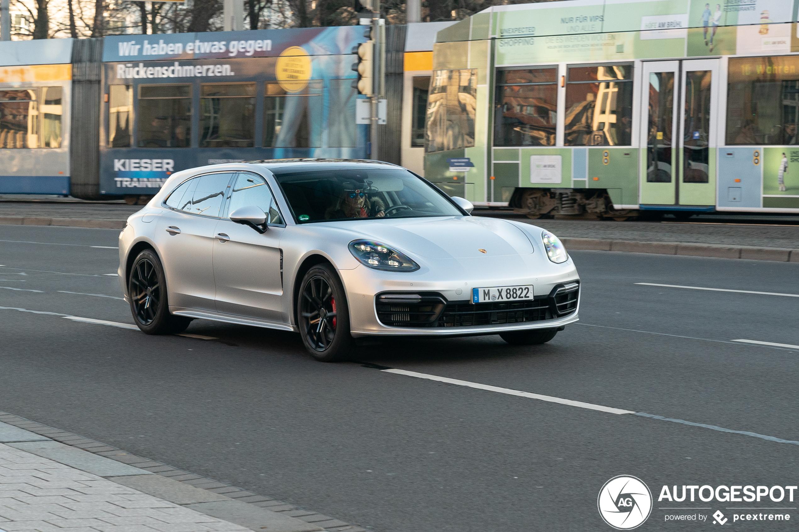 Zie jij de Porsche Panamera Sport Turismo regelmatig rijden?