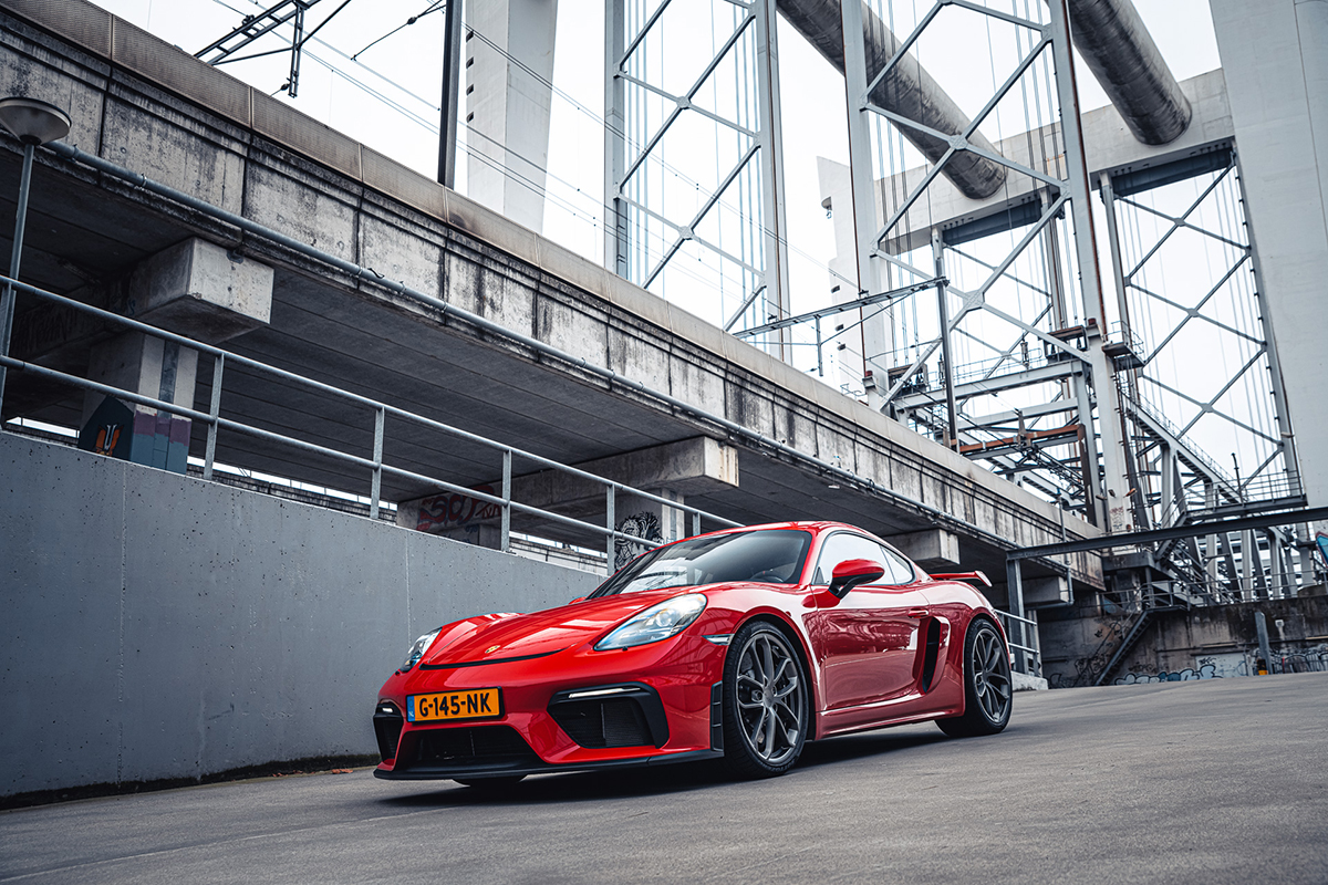 Gereden: Porsche Cayman GT4