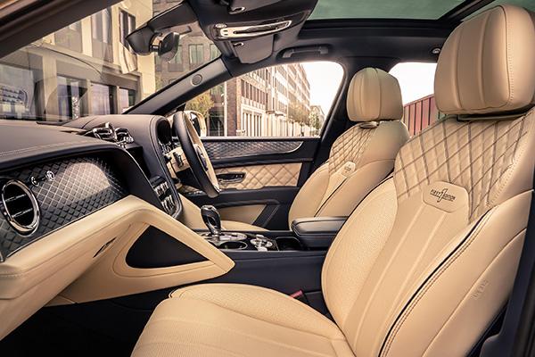 Bentley zet het groene hoofdstuk voort met nieuwe Bentayga Hybrid
