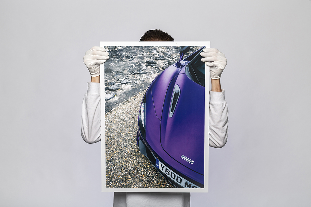 We are about to give away Supercar posters!
