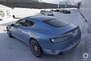 Special: Aston Martin On Ice 2012 in St. Moritz
