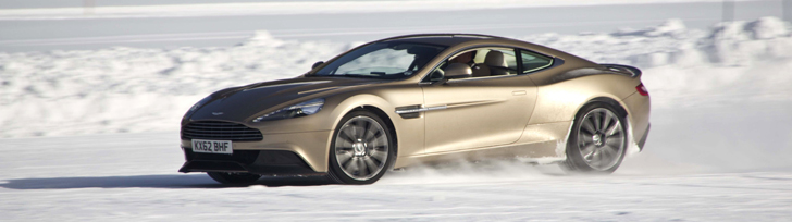 Specijal: Aston Martin On Ice 2013