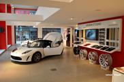 Visita al concessionario Tesla a Zurigo!
