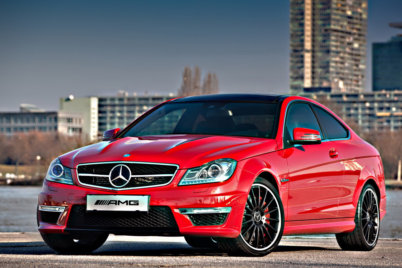 Patriot Mercedes Benz C 63 Amg Coup 233 Austria Edition